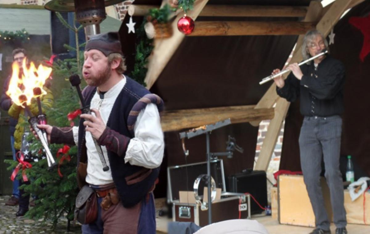 Raesfelder Adventsmarkt 2016
